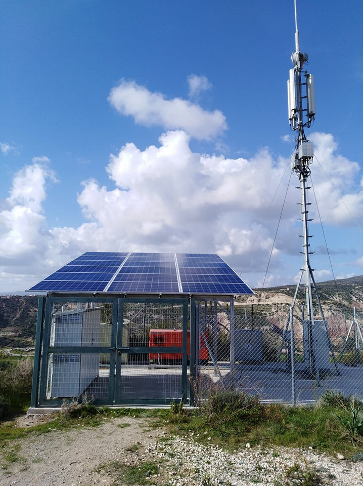 Stand Alone System For Cyta In Paphos Trikkis Energy