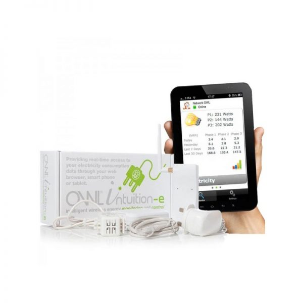 OWL Intuition-PV Solar Energy Monitor (View Generation
